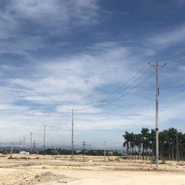 Di dời đường điện 35KV phục vụ thi công dự án Vinh Heritage