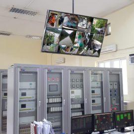 Hệ thống camera thủy điện Nậm Pông