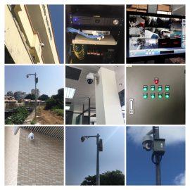 Lắp đặt camera giám sát 30 trạm cửa khẩu Quốc tế