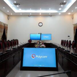 Hệ thống cầu truyền hình Tỉnh Đội Nghệ An