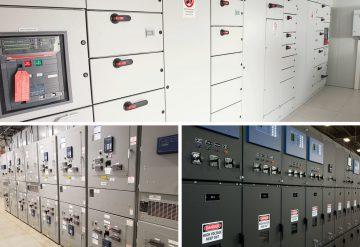 Hệ thống phân phối điện hạ thế