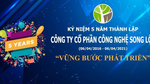 Song Lộc tổ chức kỷ niệm 5 năm ngày thành lập công ty